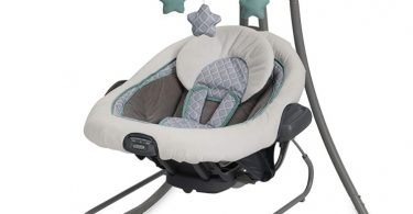 Graco Duetconnect LX Baby Swing